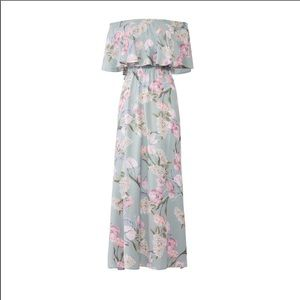 NWT Show me your Mumu hacienda floral maxi dress